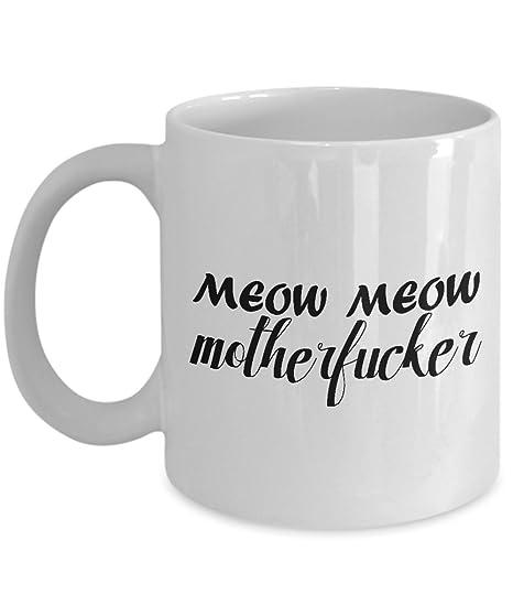 Amazon Funny Cat Mug
