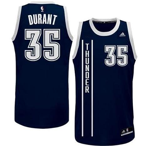 detailing 0f325 a53c8 Amazon.com : Kevin Durant Oklahoma City Thunder #35 NBA ...
