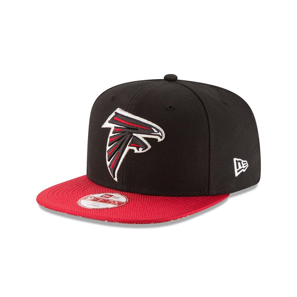 New Era 2016 NFL On - Field 9 Fiftyスナップバックキャップ(アトランタファルコンズ)   B01J8FEJP4