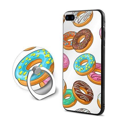 Amazon.com: Funda para iPhone 7 Plus, iPhone 8 Plus, anillo ...