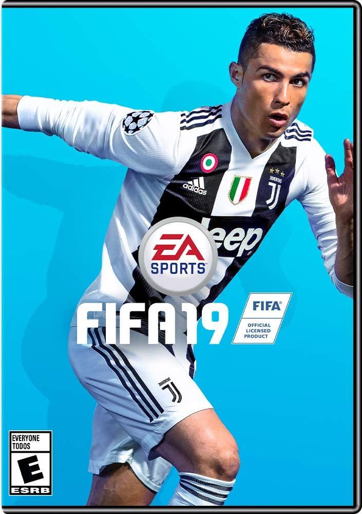 Amazon.com  FIFA 19 - Standard - PS4  Digital Code   Video Games 1688b4e7ecf1