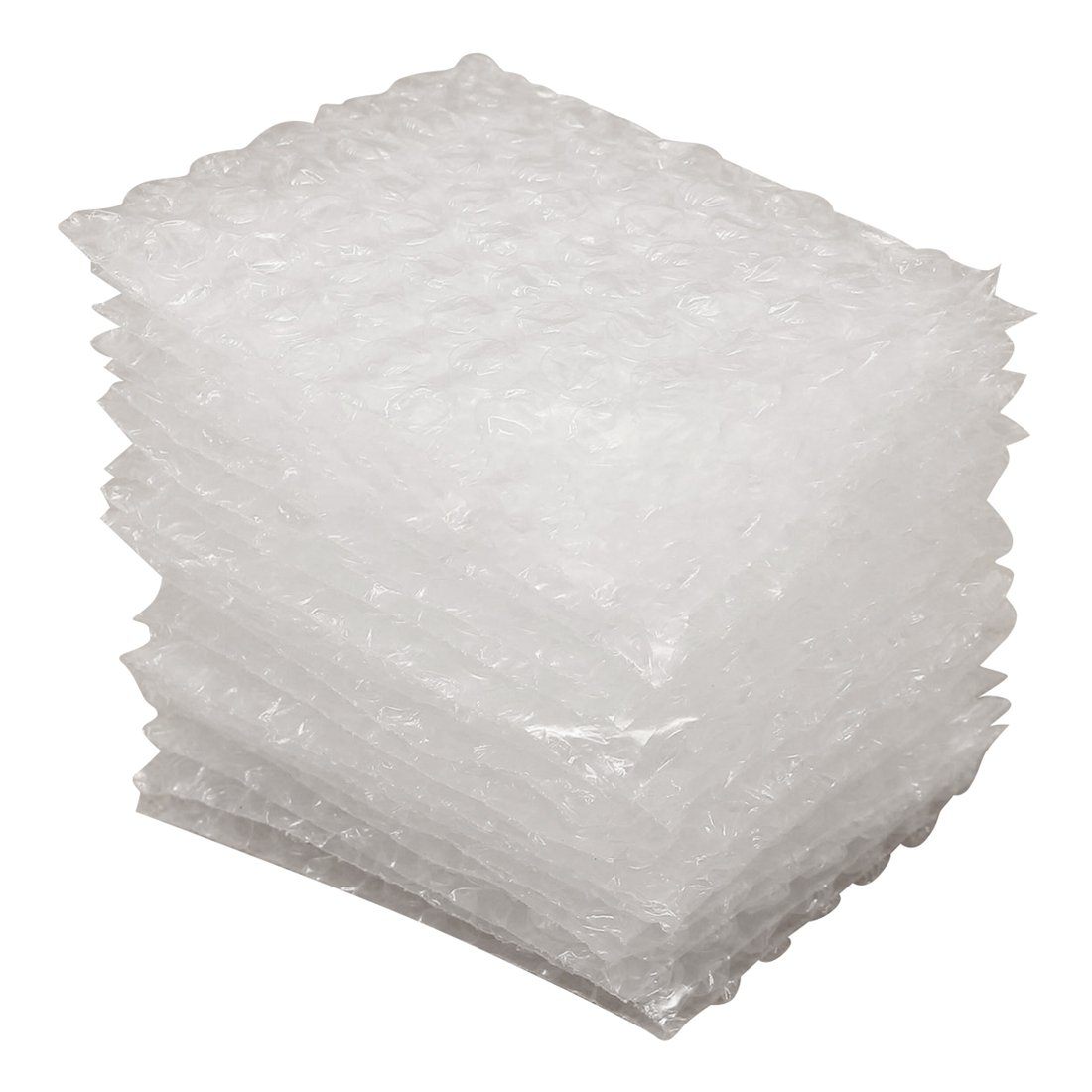 SODIAL(R) Lot 20PCs Clear Recyclable Packing Small Pouches Poly Bubble Envelopes Wrap Bags, 17X25cm/6.69X9.84inch