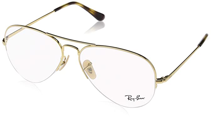 e878b30f6dc05 Image Unavailable. Image not available for. Color  Ray-Ban Unisex RX6589  Eyeglasses ...