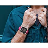 jwacct Compatible for Apple Watch Band with Screen