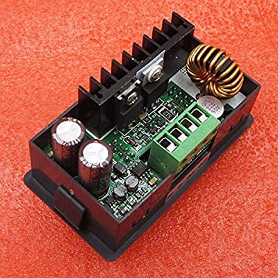 DP50V5A Digital LCD Programme Step-down Regulated Power Supply Module NEW