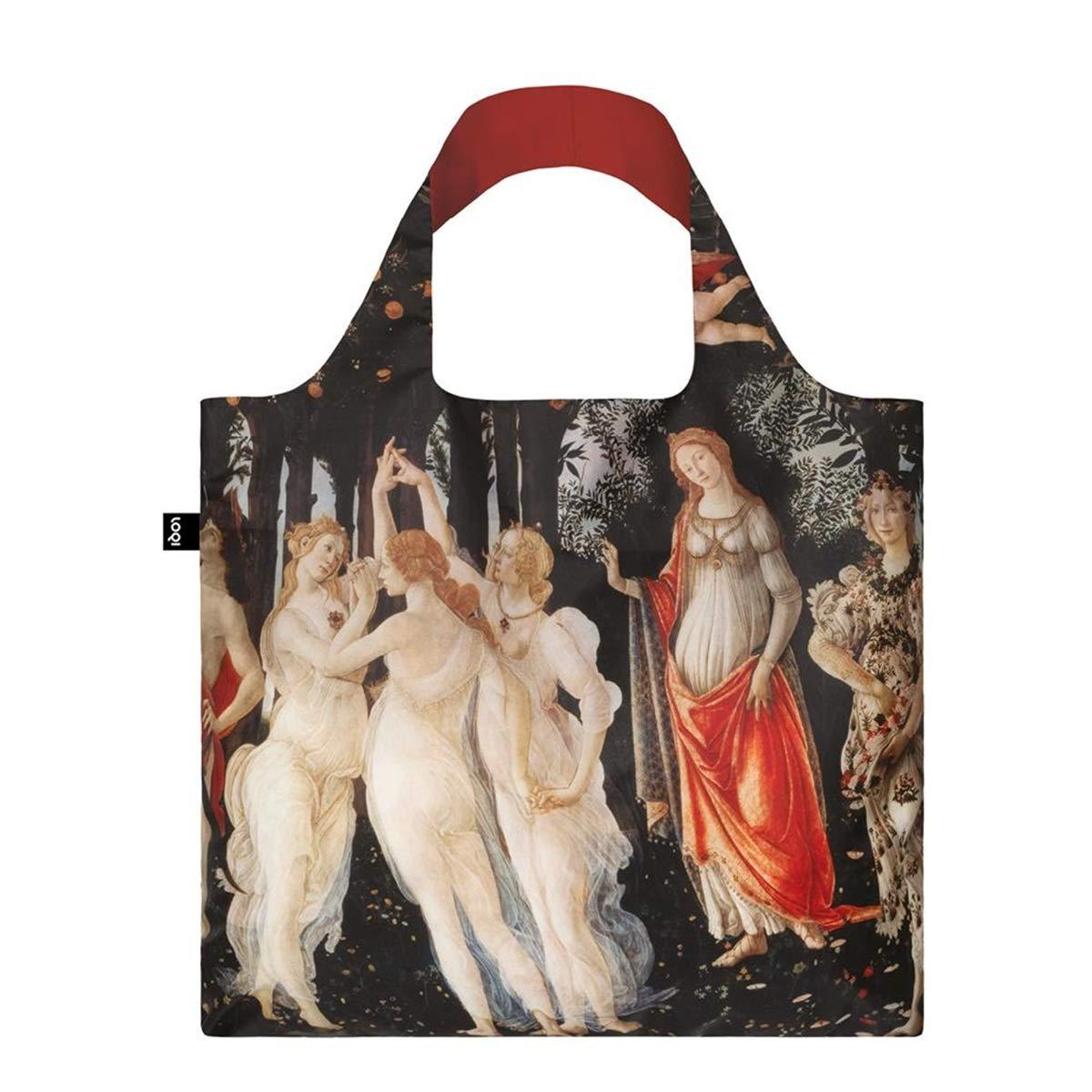 【メール便不可】 LOQI SB.PR SB.PR Museum Sandro Botticelli's ワンサイズ Primavera ショッピング再利用可能食料品バッグ ワンサイズ Sandro B07GVR9PHM, akibainpulse:d70d925e --- by.specpricep.ru