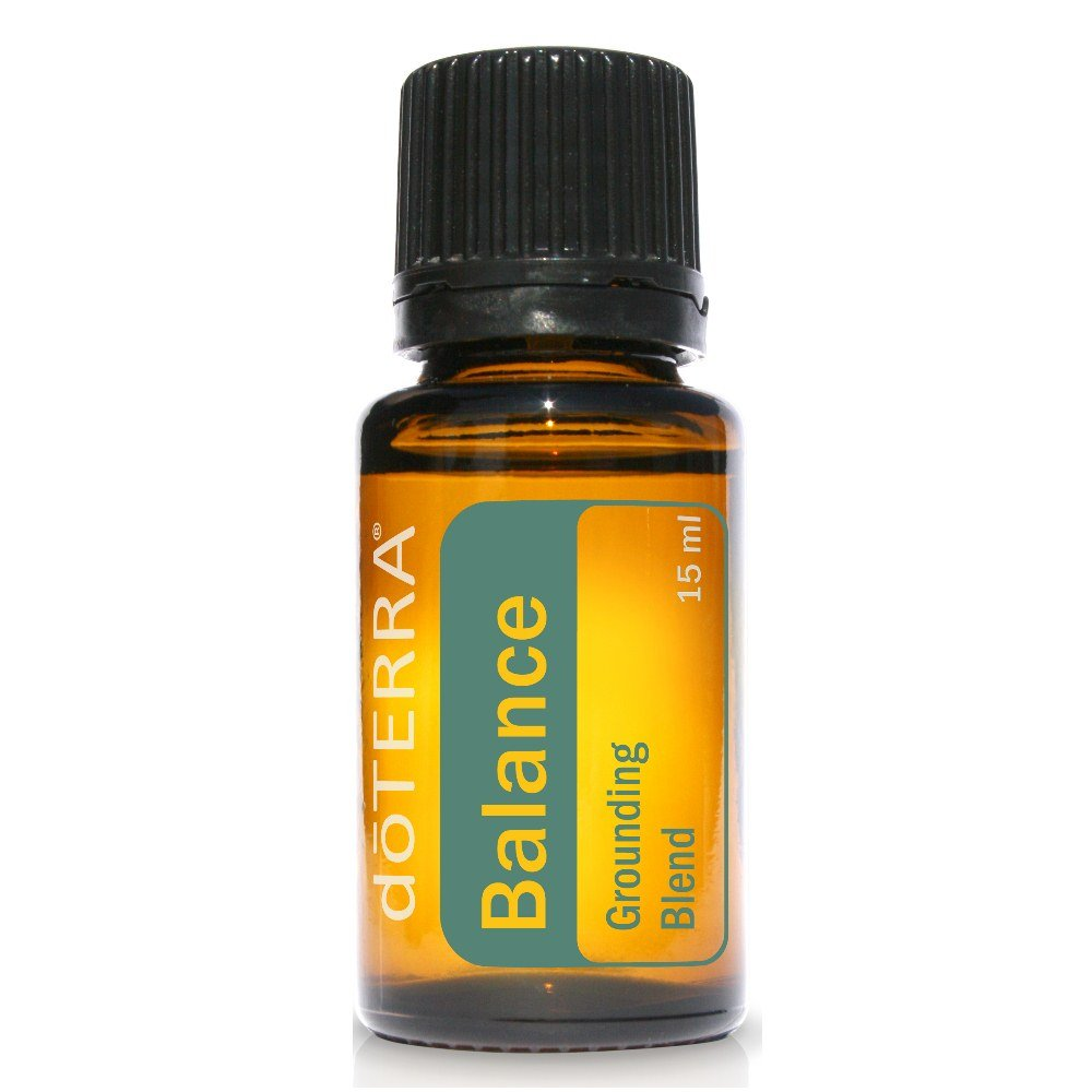 doTERRA Balance Essential Oil Grounding Blend 15 ml