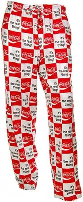 ab54e86e4c0d1 Coca Cola It s The Real Thing Lounge Sleep Bottom Pajamas Pants Sleepwear