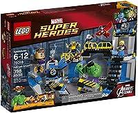 LEGO Superheroes 76018 Hulk Lab Smash by LEGO Superheroes