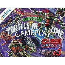 Clip: TMNT: Turtles in Time Playthrough (SNES Classics 3)