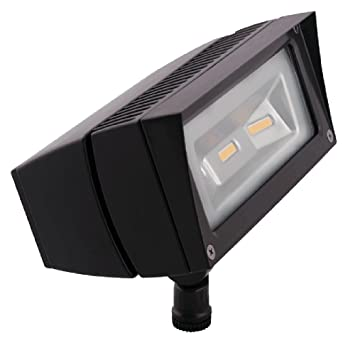 Rab ffled18y 18 watt led landscape lighting flood light fixture 120