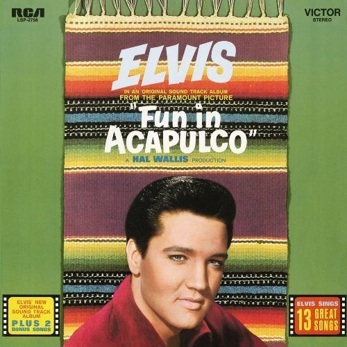 Fun In Acapulco [Soundtrack] by Elvis Presley (January 26, 2010) Audio CD (Elvis Track)