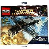 LEGO Super Heroes: Quinjet Set 30162 (Bagged)