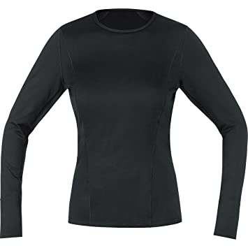 Gore Wear es Térmica Larga Y Baselayer Camiseta Bike Mujer Complementos Zapatos Manga Amazon xw5AqFz