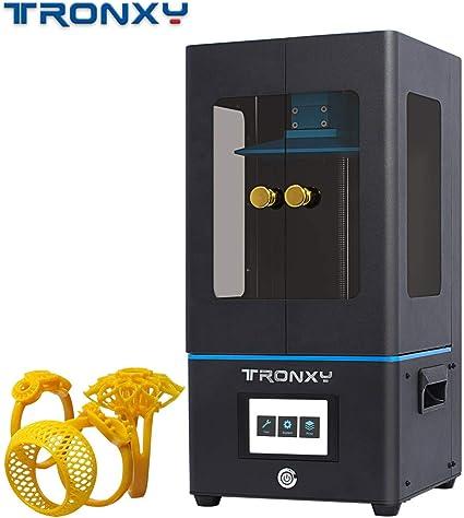 Leader-cloth Impresora 3D de resina UV Tronxy Impresora 3D de ...
