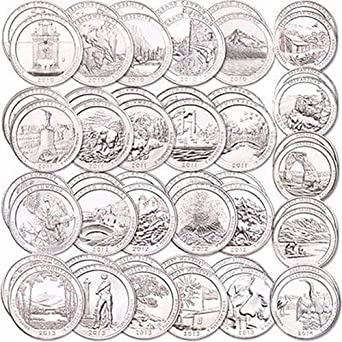 2010 P State Parks Quarters 2010 P National Park Quarter National ...