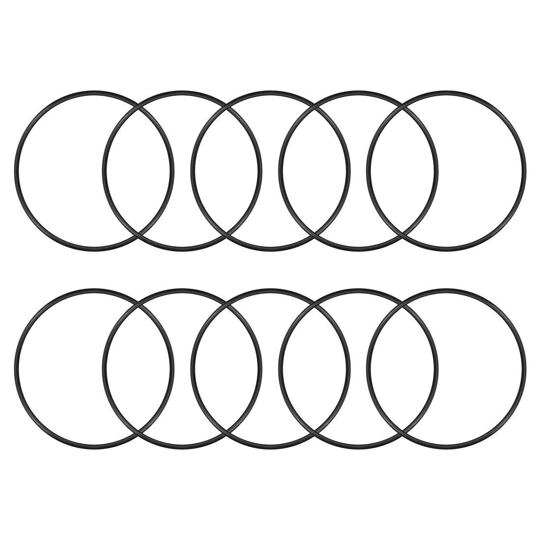 Pack of 12 1.06 ID 4 Length Sterling Seal SSI9000IR1304GR150X12 304 SS Spiral Wound Gasket with 304SS Inner Ring and Flexible Graphite Filler for 1 Pipe 1.25 OD Pressure Class 150#