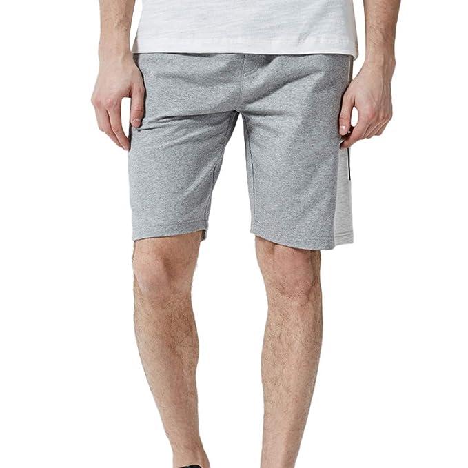 VPASS Pantalones Hombre,Pantalones Moda Pop Casuales Chándal de ...
