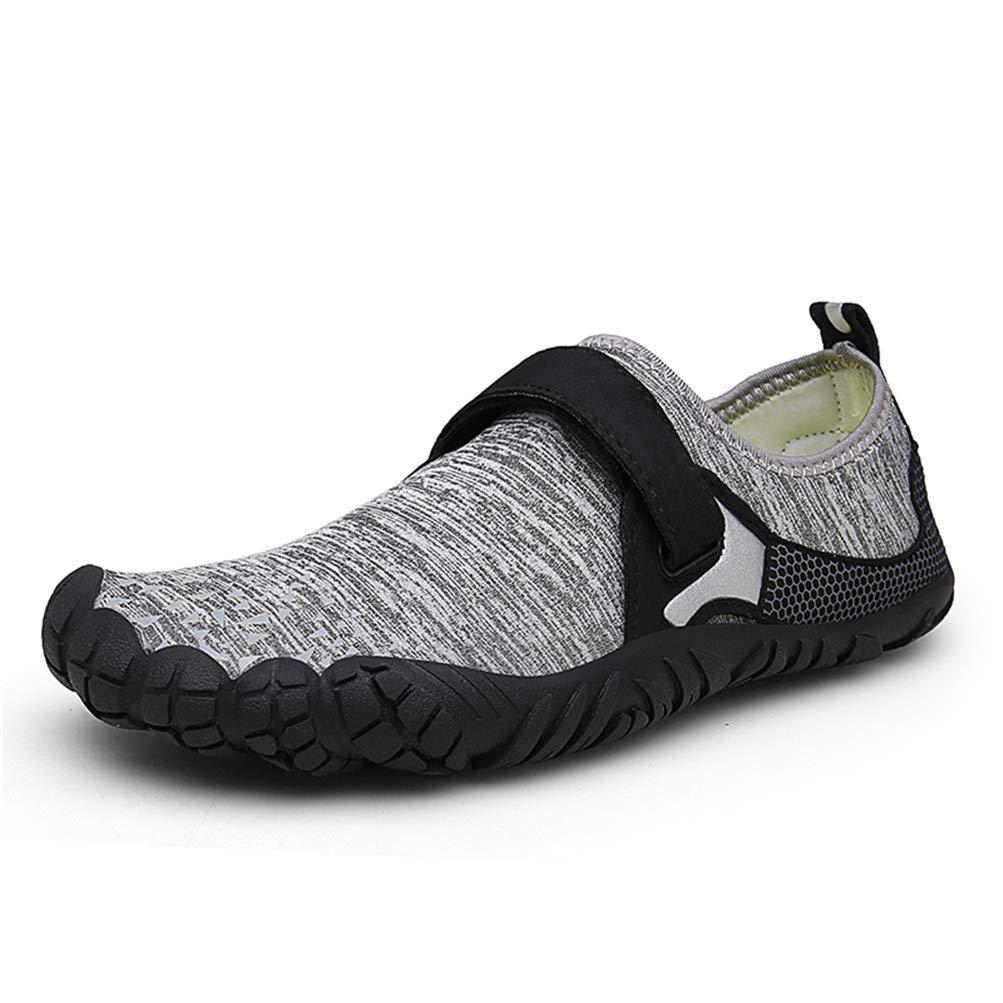 UBFEN Zapatos de Agua Hombre Mujer Zapatillas Snorkel Bucear Surf Deportes Acuáticos Escarpines Vela Mar Río Aqua Calzado Piscina Playa Yoga Transpirable de ...