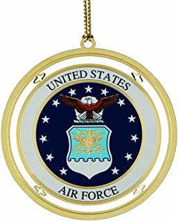 product image for ChemArt Air Force Ornament