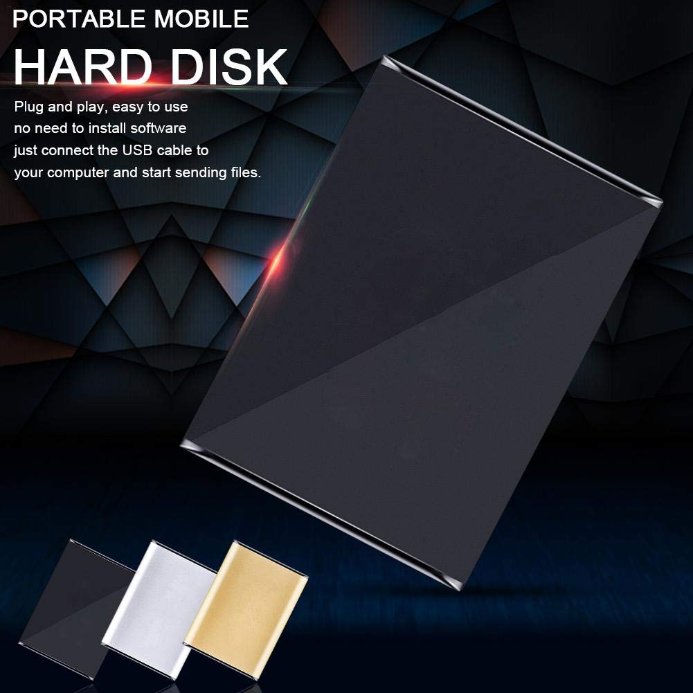 Ordenador Port/átil Xbox 360 Xbox One PS4 MacBook Mac PS4 Pro Chromebook Escritorio starter 2.5250 GB De Disco Duro Externo Port/átil USB3.0 SATA HDD Almacenamiento para PC