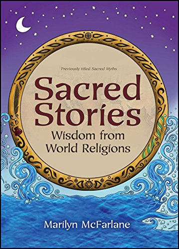 Sacred Stories: Wisdom from World Religions by Aladdin/Beyond Words
