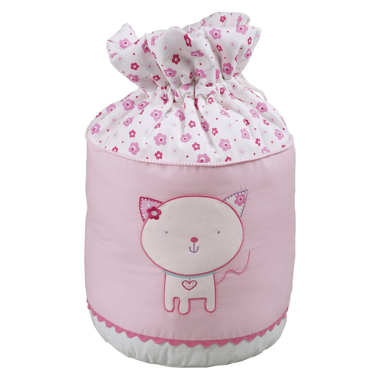 Bed-e-Byes Purfect - Bolsa para ropa sucia, color rosa 280/177/36