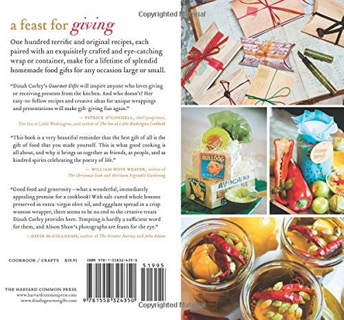 Gourmet Gifts: 100 Delicious Recipes for Every Occasion to Make ...