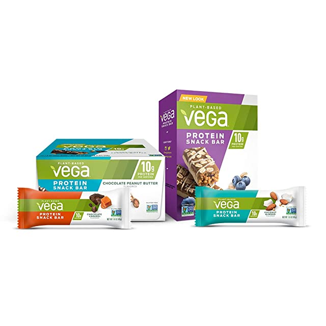 Vega Protein Snack Bar Chocolate Peanut Butter