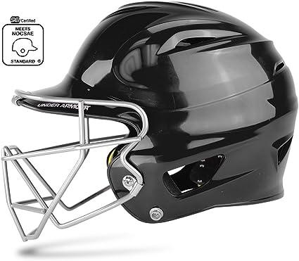 Under Armour Youth Solid Color Baseball Softball Batting Helmet UABH110 NEW