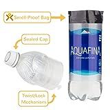 Aquafina Diversion Safe Water Bottle Stash Can w