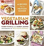 img - for Vegetarian Grilling: 60 Recipes for a Meatless Summer book / textbook / text book