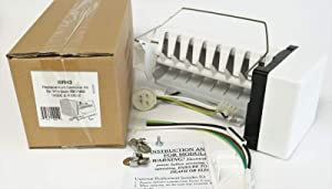 NEW 4317943 Refrigerator Icemaker Ice Maker for Whirlpool Kenmore Kitchenaid