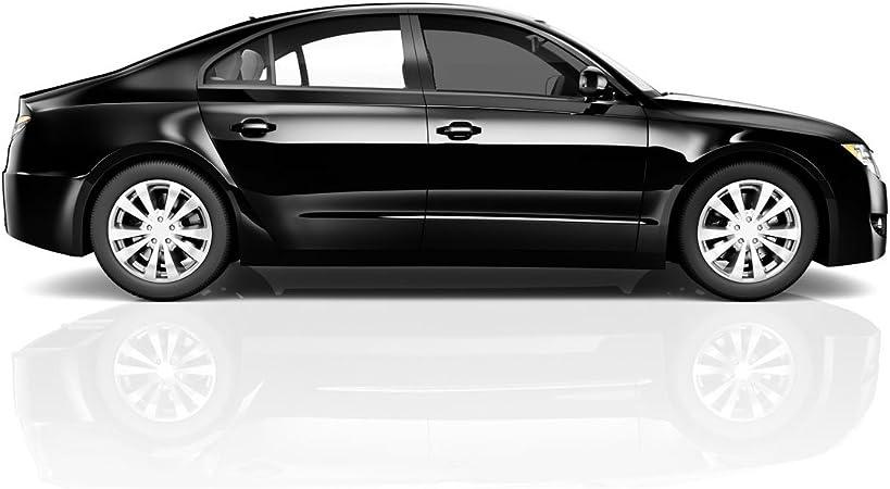 PSSC Pre Cut Front Car Window Films for Jaguar F-Type 2013 to 2016 50/% Light smoke Tint