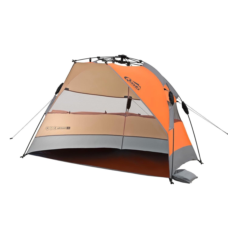 Qeedo Quick Bay Tente de Plage (Quick-Up-System)