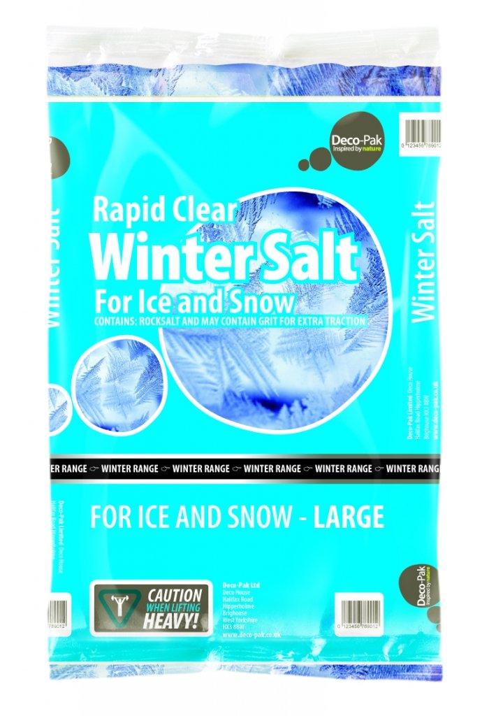Deco Pak sel d'hiver 20 kg Deco-Pak