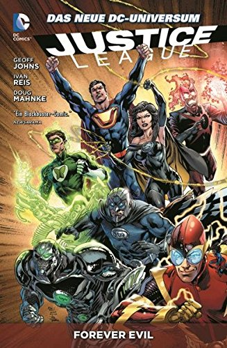 Justice League: Bd. 7: Forever Evil