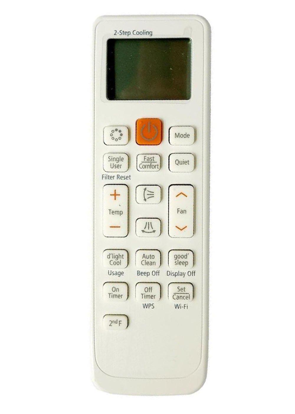 Meide DB93-14195A AC Remote Control For Samsung AC A/C Air