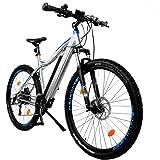 NCM Moscow Plus Bicicleta eléctrica de montaña, 250W, Batería 48V 16Ah • 768Wh