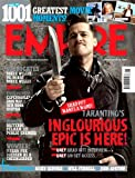 Empire Magazine - August 2009 - Inglourious Basterds, 1001 Greatest Movie Moments, Surrogates, Judd Apatow, Daniel Radcliffe (Issue 242)
