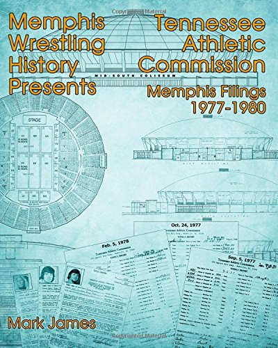 Used, Memphis Wrestling History Presents: Tennessee Athletic for sale  Delivered anywhere in USA