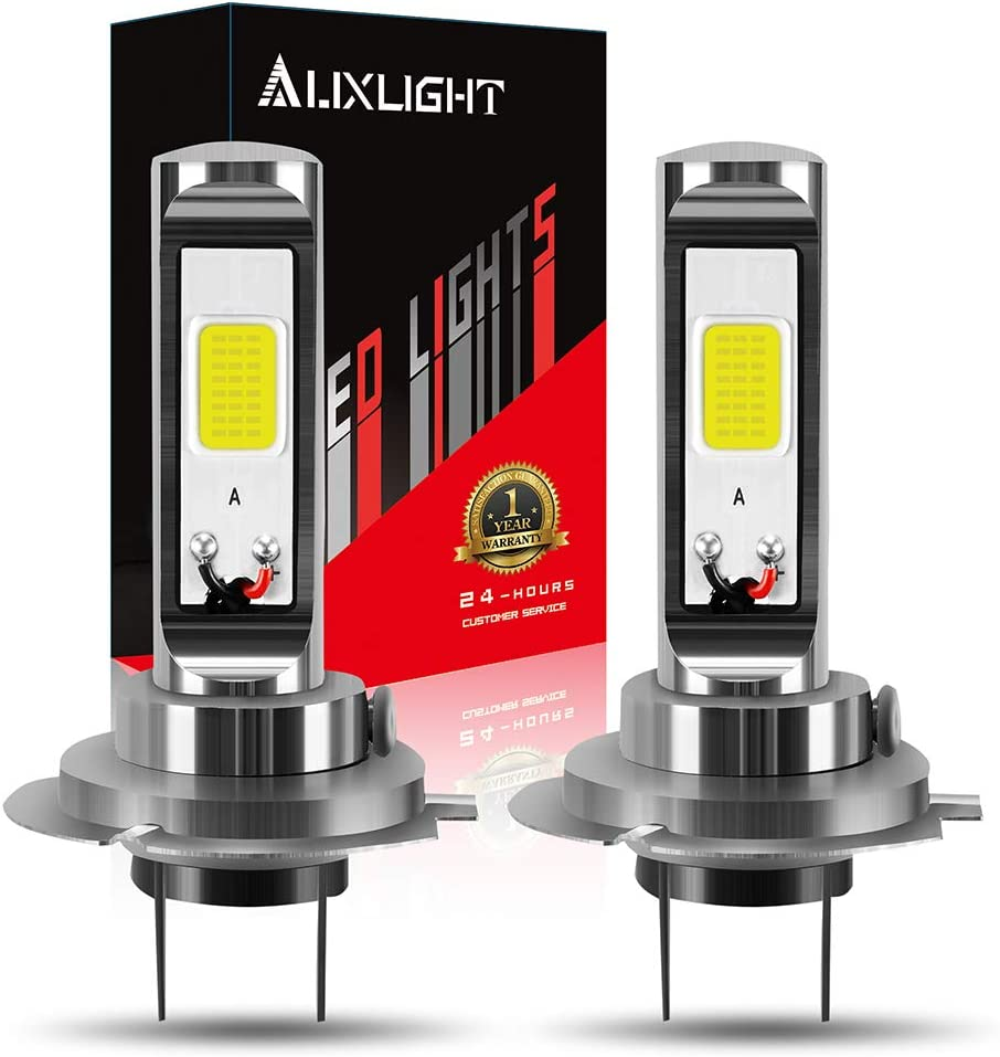 AUXLIGHT H7 H7LL LED Fog Light Bulbs