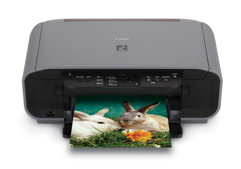 Инструкция принтер canon mp160