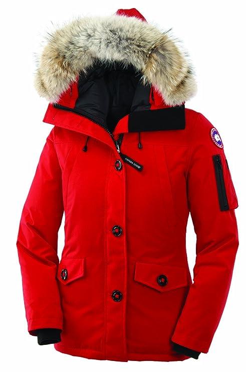 Canada Goose Chilliwack Parka Rosso