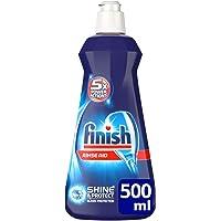 Finish Dishwashing Rinse Aid, Regular Liquid, 500ml (1 Pack)
