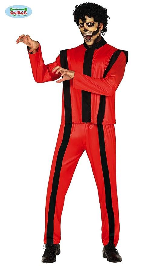 FIESTAS GUIRCA Disfraz De Michael Jackson Thriller Zombie ...