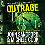 Outrage: The Singular Menace, Book 2 | John Sandford,Michele Cook