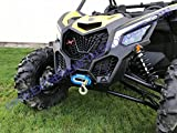 EMP- P/N:13423 Can-Am Maverick X3 Winch Mount