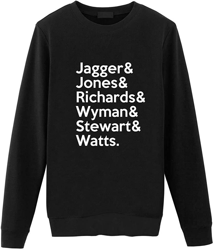Fellow Friends Band Members Line up Sweater Unisex