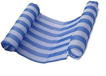 Amazon.com: chyir agua hamaca tumbona de piscina flotador ...